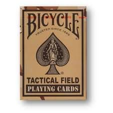 Bicycle Tactical Field Desert