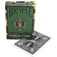 Bicycle Tactical Field Jungle