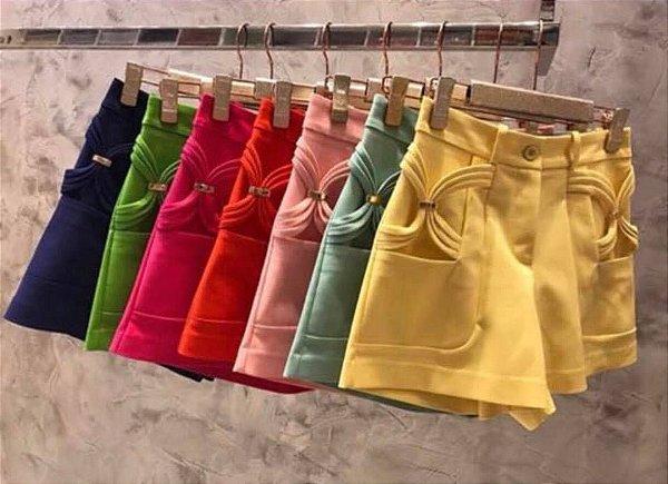 Short Colors Alfaiataria Manuela