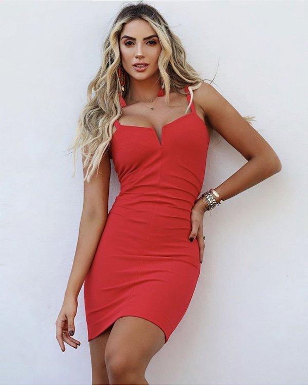 Vestido Pomodoro