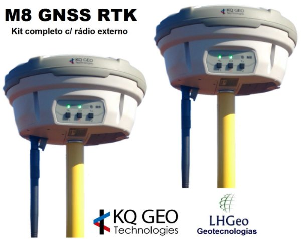 M8 GPS RTK - KQ Geo