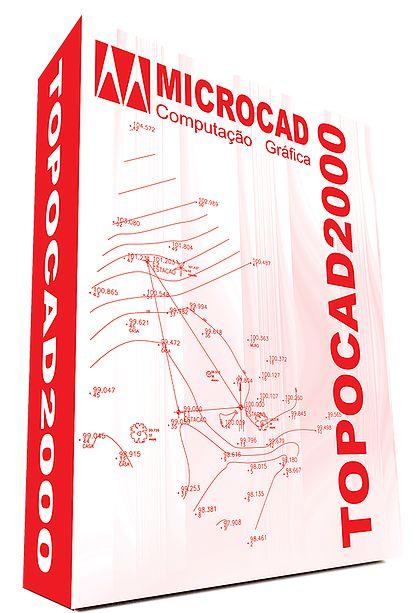 TOPOCAD2000 - Software Topográfico