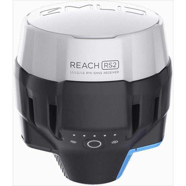 Receptor GNSS RTK Dupla-Frequência REACH RS2