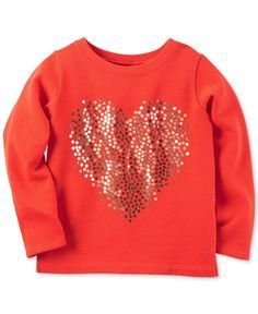 Moleton Coração Vermelho