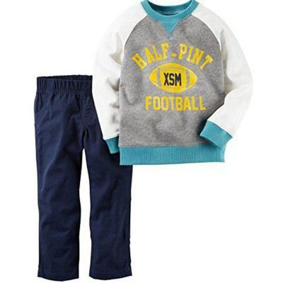 HALF PINT FOOTBALL CONJUNTO