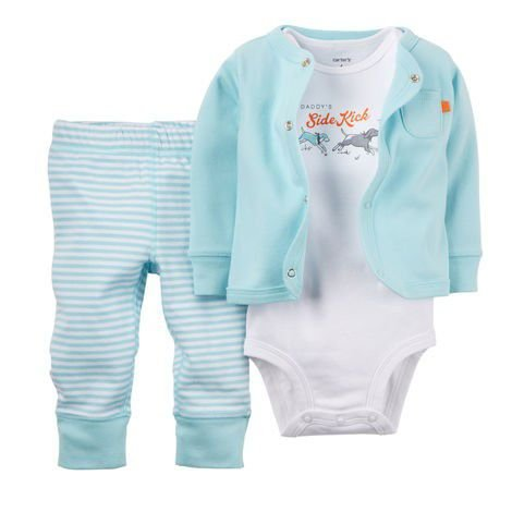 DADDY'S SIDE KICK CONJUNTO BODIES E CALÇA