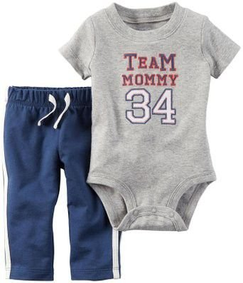TEAM MOMMY 34 CONJUNTO