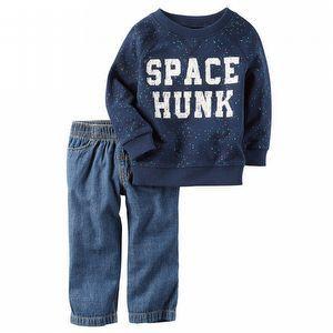 SPACE HUNK CONJUNTO