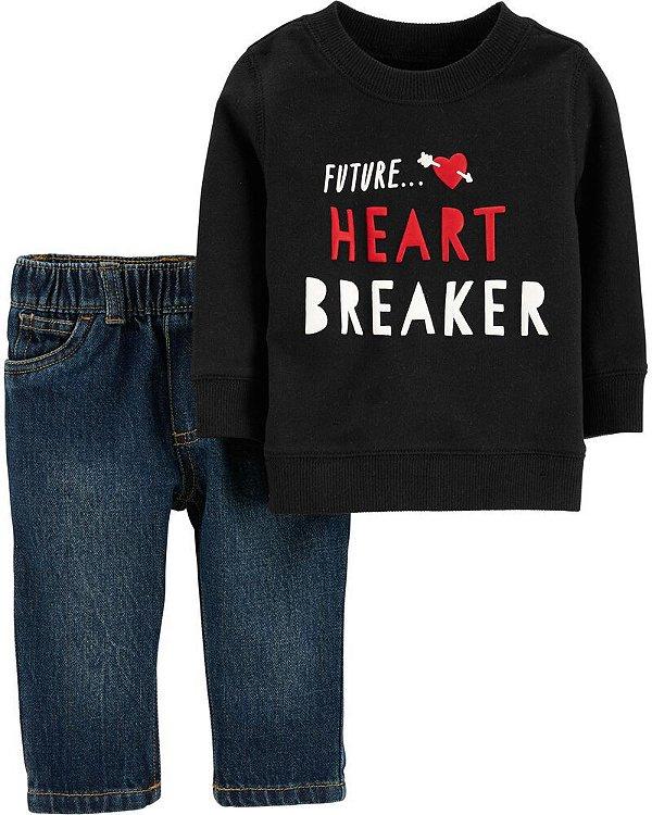 CONJUNTO HEART BREAKER