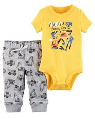 CONJUNTO DADDY & SON