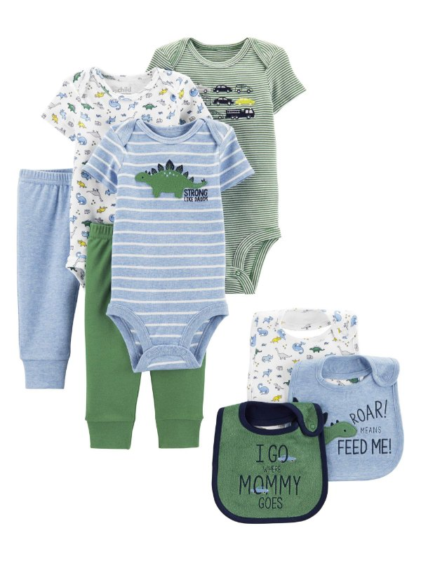 KIT COMBINADO CHILD OF MINE BY CARTER'S