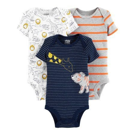 KIT DE BODIES TIGRE CHILD OF MINE BY CARTER'S
