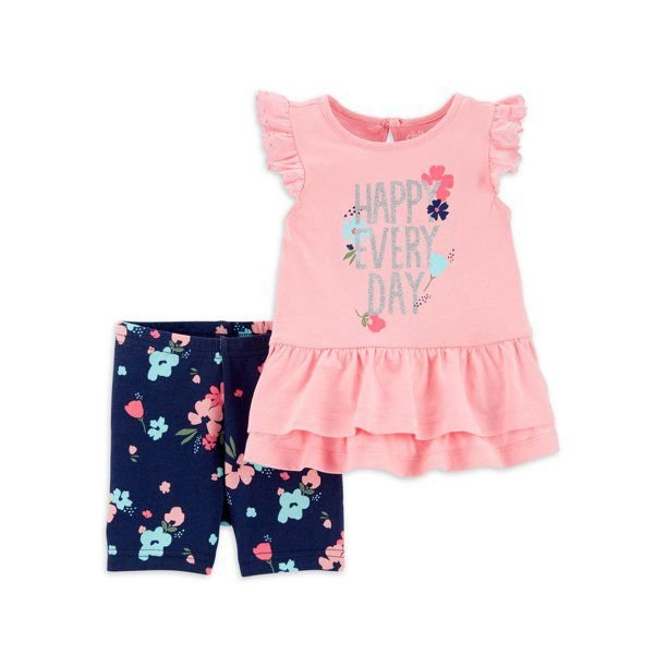 CONJUNTO HAPPY EVERY DAY CHILD OF MINE BY CARTER'S