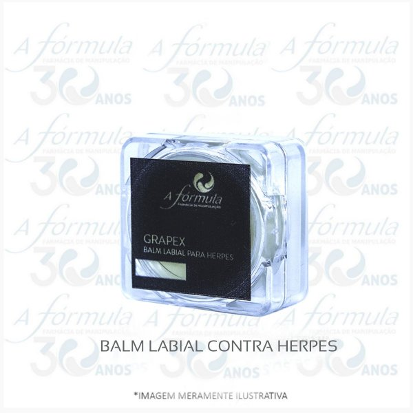 BALM LABIAL CONTRA HERPES 5g