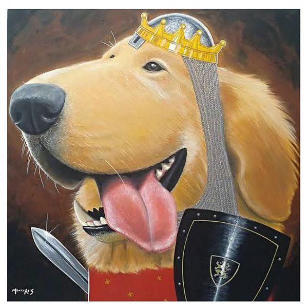 Mônico Reis - Golden Retriever