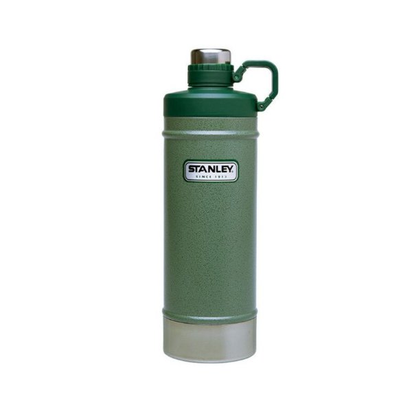 Garrafa Térmica Classic 621ML Verde - STANLEY