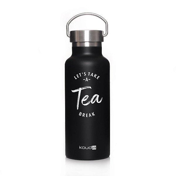 Garrafa Térmica Martial Tea Break 500ml - KOUDA