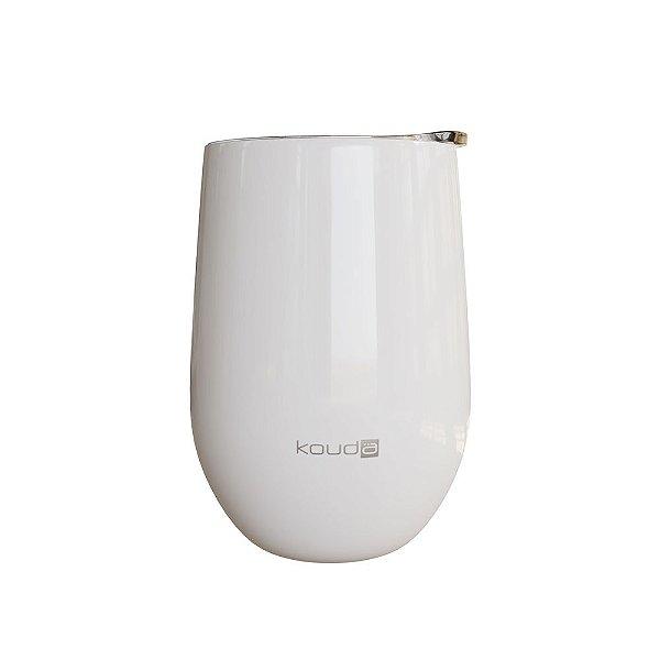 Copo Térmico Egeu Branco 410ml - KOUDA