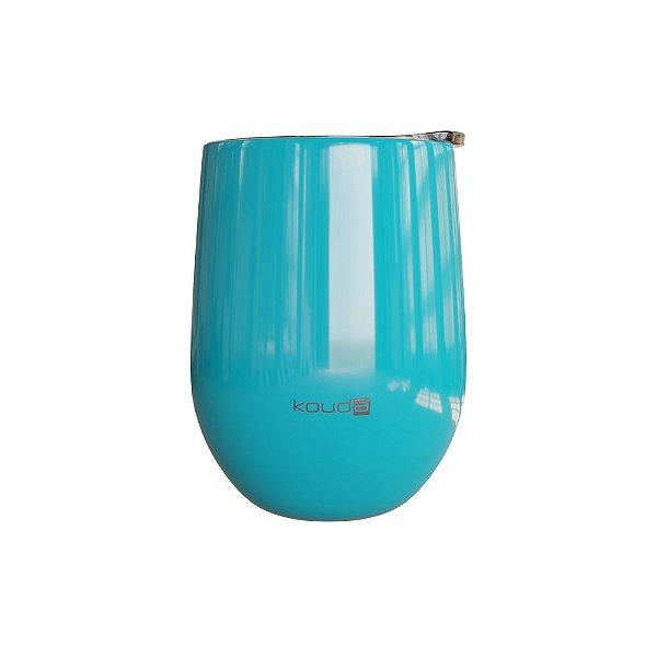 Copo Térmico Tirreno Azul Claro 350ml - KOUDA