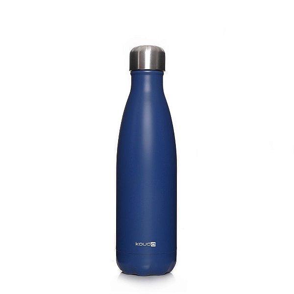 Garrafa Térmica Grey Azul 500ml  - KOUDA