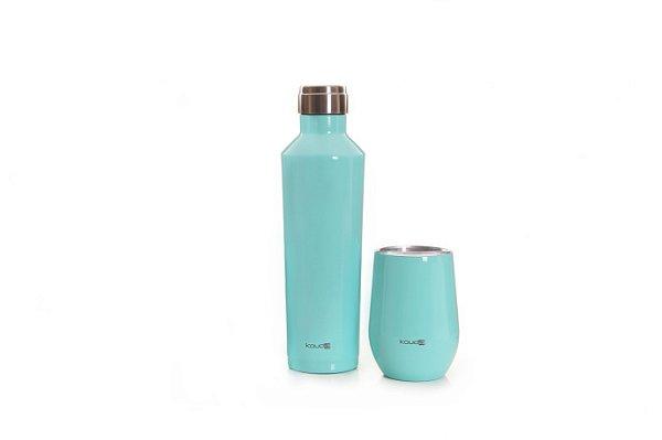 Kit Style Verde Água - KOUDA