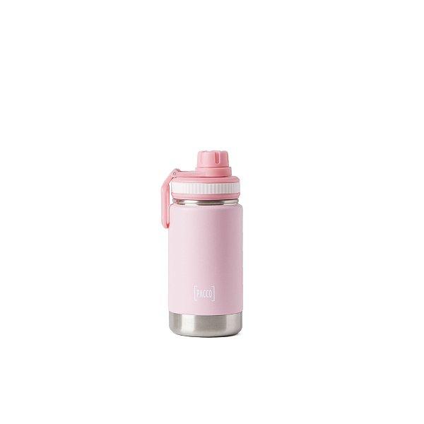 Garrafa Térmica Hydra Bottle Kids 355ml Rosa - PACCO BY