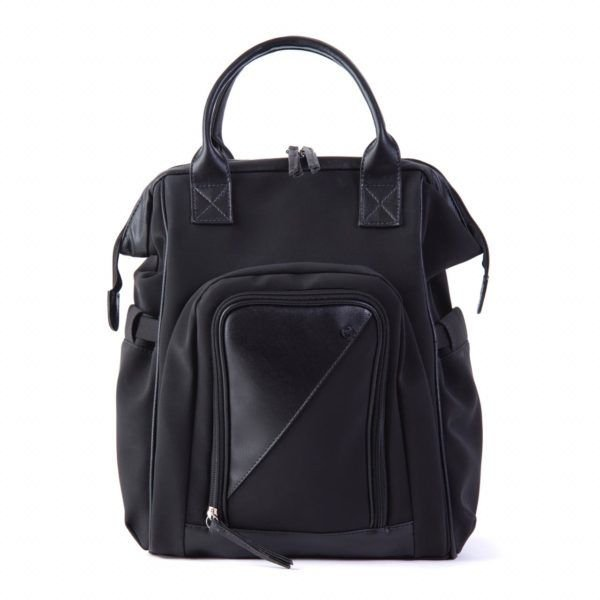 Mochila Térmica Lolla All Black - PACCO BY