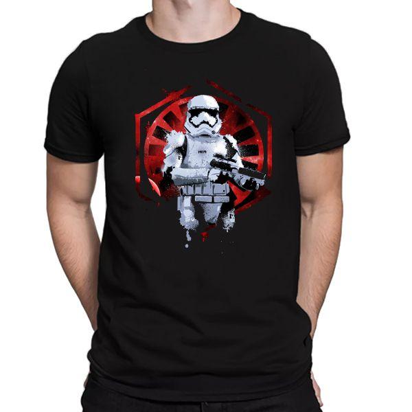Camiseta Unissex - I'm Trooper - Star Wars