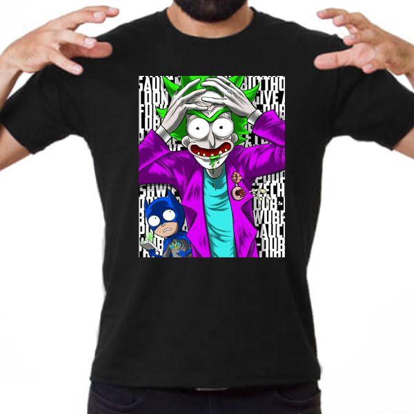 Camiseta Unissex - BatRick