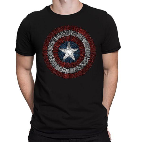 Camiseta Unissex - Capitão