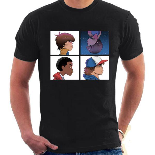 Camiseta Unissex - My Face - Stranger Things