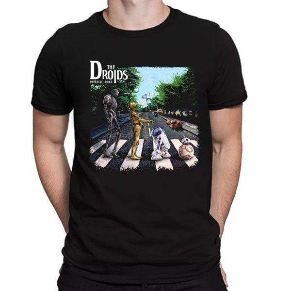 Camiseta Unissex - Imperial Road - Star Wars