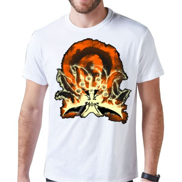 Camiseta Unissex - Naruto Hokage