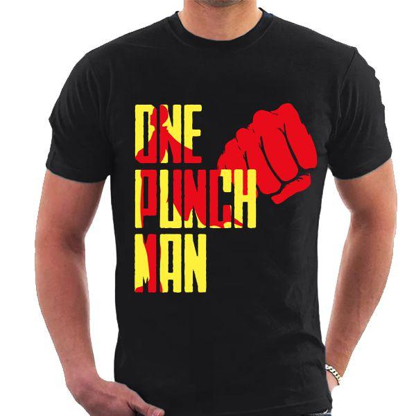 Camiseta Unissex - One Punch Man - Anime