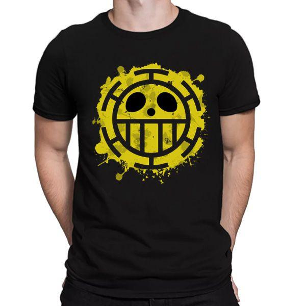Camiseta Unissex - One Piece - Law