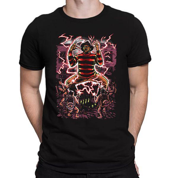 Camiseta Unissex - Nightmare