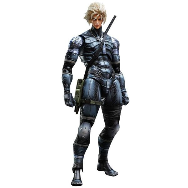 Raiden- Metal Gear Solid 2