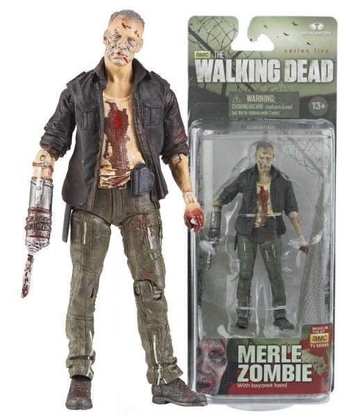 Merle Zombie -The Walking Dead TV series 5