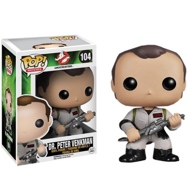 Dr. Peter - Ghostbusters - POP! Vinyl