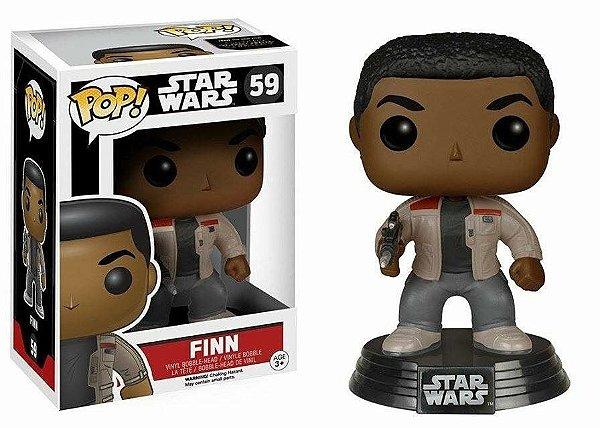 Funko Pop Star Wars Episode VII Finn Pronta Entrega