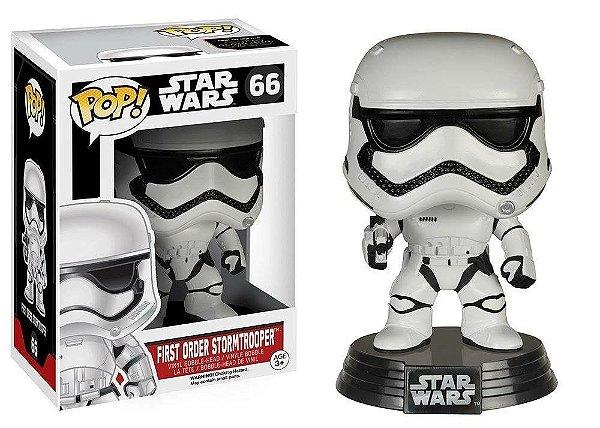 Funko Pop Star Wars Episode VII 1st Order Stormtrooper Pronta Entrega