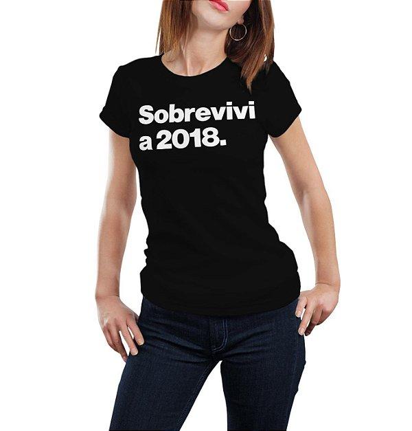 SOBREVIVI A 2018
