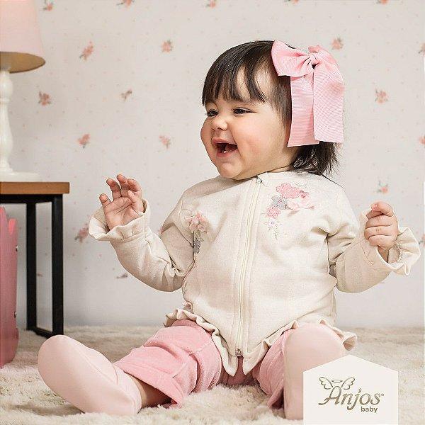 Conjunto de Inverno para Bebês - Doçura - Anjos Baby