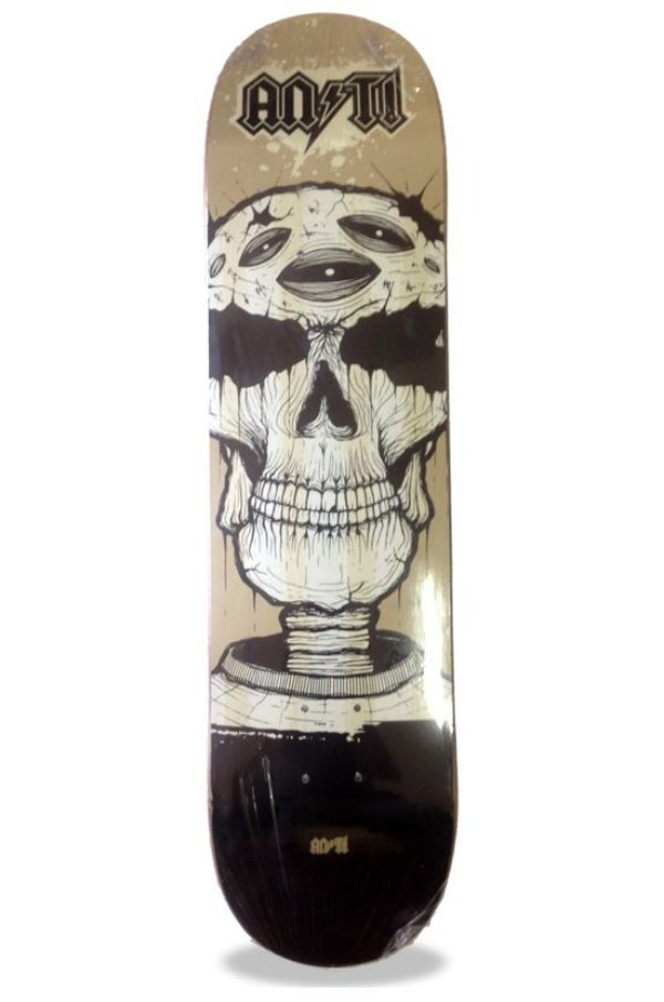 Shape Anti - Skull