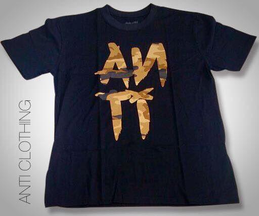 Camiseta Anti