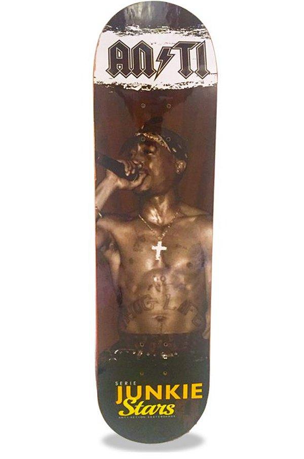 Tupac - Série Junkie Stars