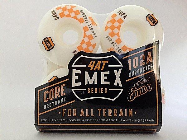 Rodas Emex Series 53mm Orange
