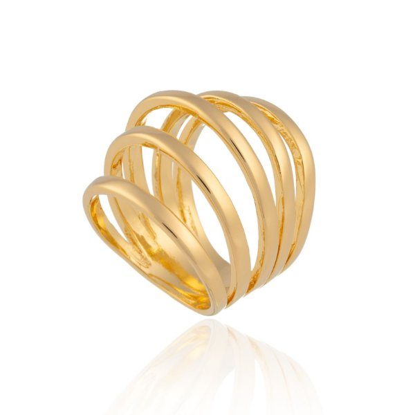 Anel Delaunay 355 Ouro