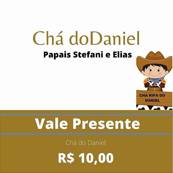 Chá do Daniel - Papais Stefani e Elias