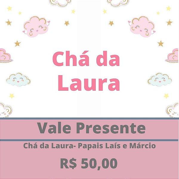 Chá da Laura - Papais Laís e Márcio